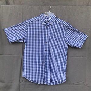 Ariat Pro Series button down short sleeve shirt